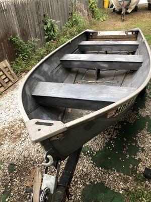 aluminum jon boat 12ft for Sale in Severn, MD