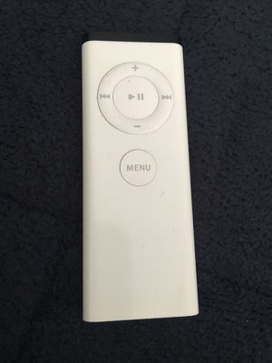 Apple remote for Sale in San Diego, CA