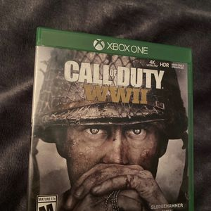 Call Of Duty : WWII | XBOX ONE for Sale in Baton Rouge, LA