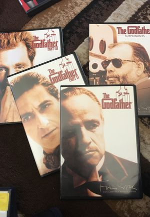 Full Godfather Collection for Sale in Denver, CO