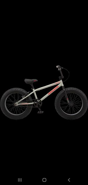🔥🔥Mongoose 20 Fat tire Bmx🔥🔥 for Sale in Silver Spring, MD