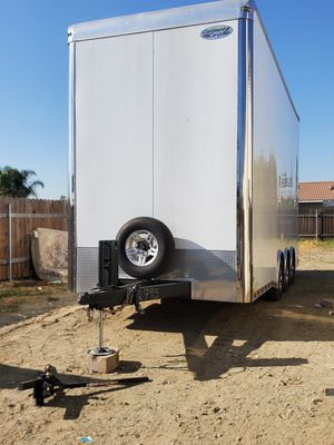 22' stacker trailer for Sale in Fontana, CA