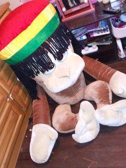 Giant Jamacian Rasta Monkey (Best Offer) for Sale in Austin,  TX