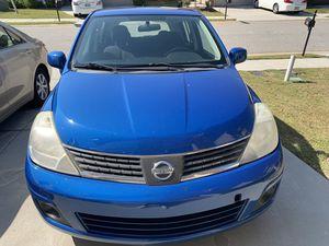 Nissan versa SL hatchback 2007 for Sale in Newnan, GA