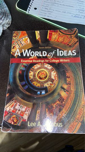 A World Of Ideas Tenth Edition for Sale in Costa Mesa, CA