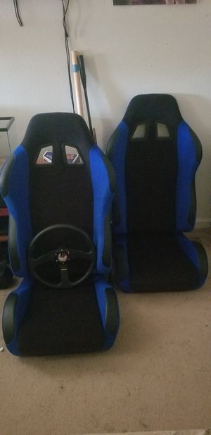 Universal bucket seat for Sale in Fresno, CA