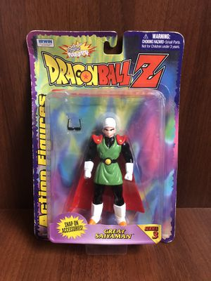 Vintage Dragonball Z Action Figure for Sale in Waterbury, CT