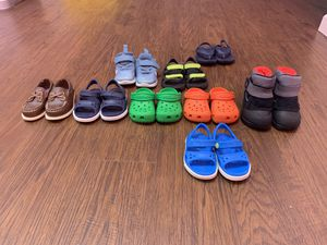 Toddler shoes, good deal for Sale in Crestview, FL