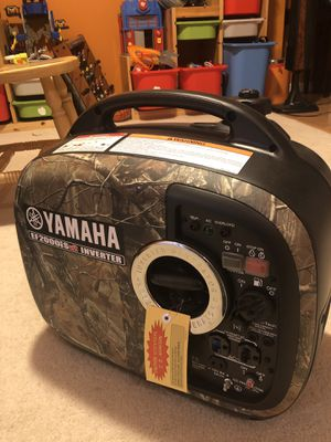 Like new Yamaha EF2000is v2 inverter for Sale in Owings Mills, MD