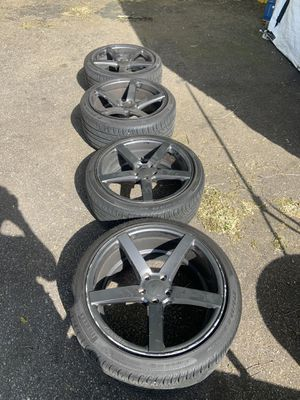 Wheels and tires for Sale in Fort Washington, MD