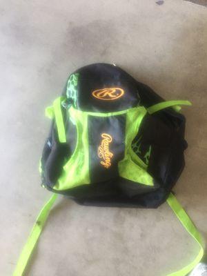Rawlings baseball backpack for Sale in Chandler, AZ