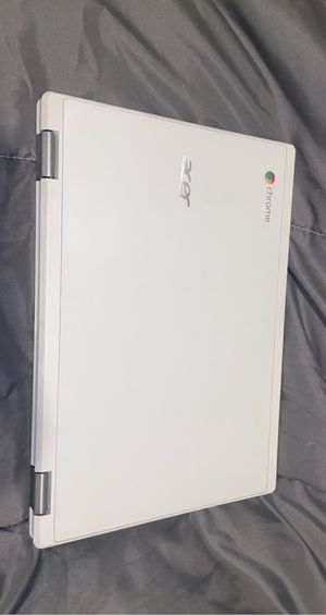 Acer Chromebook WHITE for Sale in Hemet, CA