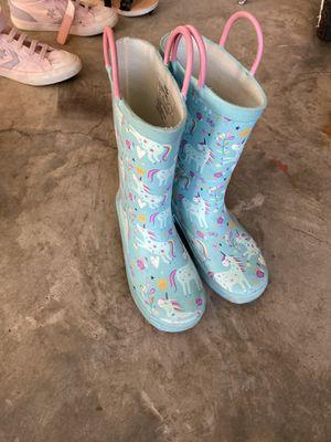 Rain boots size 13 for Sale in Woodbridge, VA