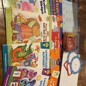 Activity Books And Crayons for Sale in Baltimore, MD