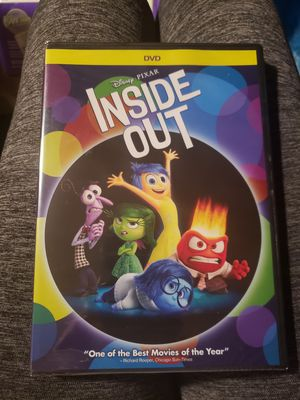 Inside Out DVD for Sale in Sanford, NC