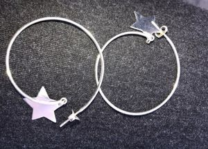 925 SILVER EARRINGS PERFECT CONDITION for Sale in Fresno, CA