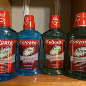 COLGATE MOUTHWASH $2.50 EACH for Sale in Laveen Village, AZ