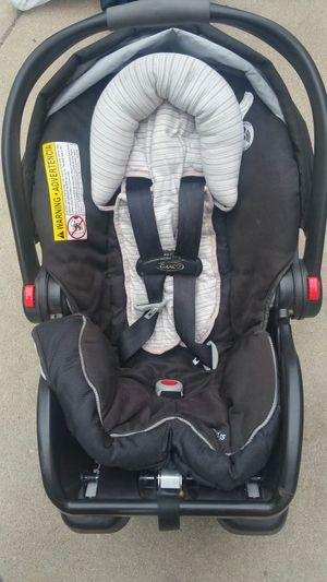 Graco car seat all black for Sale in Littleton, CO