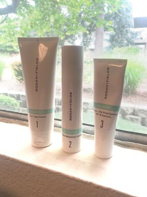 Rodan and fields recharge face wash regimen for Sale in Portland, OR