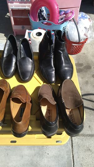 Brand name shoes for cheap ... $40 for Sale in Ontario, CA