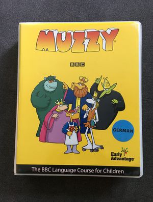 Muzzy - BBC German language course for children for Sale in Chicago, IL