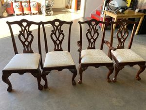 4 Antique chairs for Sale in Seattle, WA
