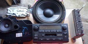 99 lexus GS300 OEM radio parts for Sale in Hampton, VA