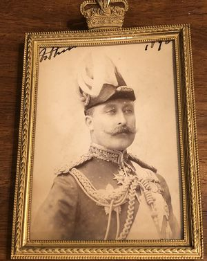 ANTIQUE 1800's SIGNED CABINET CARD FRAMED PHOTO DUKE OC CONNAUGHT for Sale in The Bronx, NY