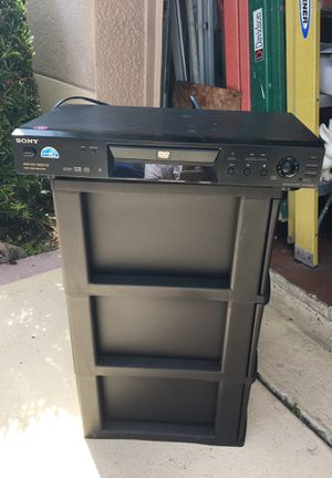 Sony DVD/CD box for Sale in San Antonio, FL