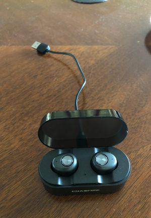 EnacFire Black wireless Earbud headset for Sale in Escondido, CA