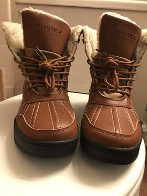 Nautica Fur Boots for Sale in Washington, DC