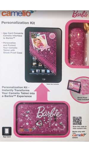 New Barbie personalization tablet kit for Sale in Fontana, CA