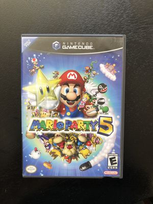 Mario Party 5 GameCube for Sale in Lake Stevens, WA