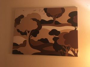 Large Wall Painting for Sale in Puyallup, WA