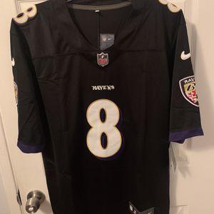 Jackson #8 Black Ravens Jersey for Sale in Los Angeles, CA
