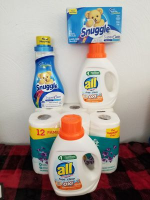 All laundry detergent Bundle for Sale in South Bend, IN