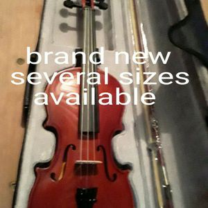 Brand new Violin, Case, Bow and Rosin for Sale in Mt. Juliet, TN