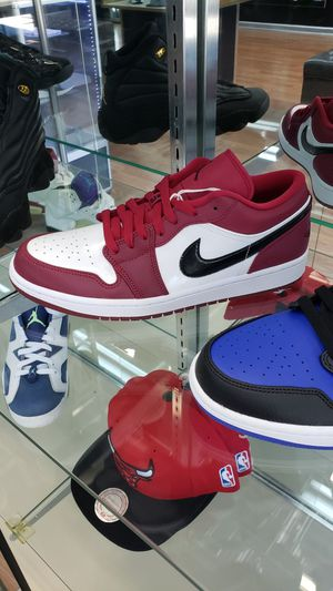 Jordan 1 low Noble Red Size 10 & 11 for Sale in Chicago, IL