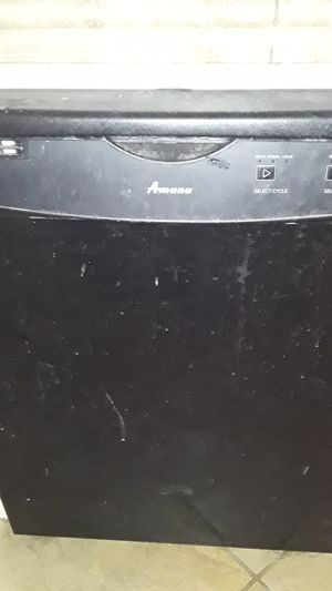 Amana dishwasher works great for Sale in Phelan, CA