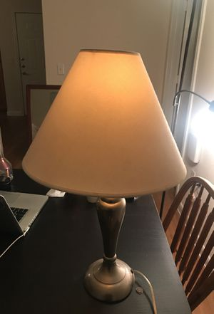 Lamp with 3 shades for Sale in Austin, TX