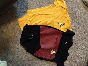 Star Trek onesies 3-6 months for Sale in Fairfax, VA