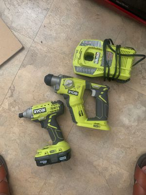 Impac and hammer drill for Sale in San Antonio, TX