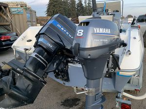 1994 champion mechanic special fish/cruiser for Sale in Sherwood, OR
