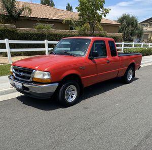 1999 Ford Ranger xlt for Sale in Riverside, CA