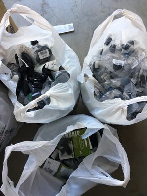 3 bags of irrigation sprinkler system parts for Sale in San Diego, CA