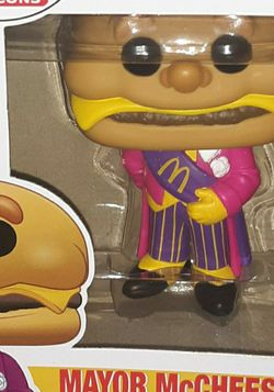 Funko Pop - Mayor McCheese for Sale in Fort Washington,  MD