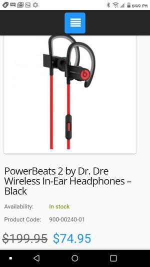 Beats by Dre Headphones for Sale in El Cajon, CA