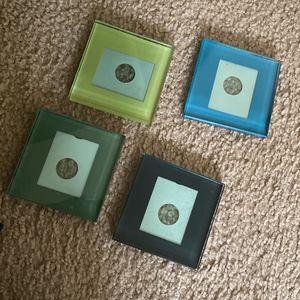 Glass Photo Coasters for Sale in Modesto, CA