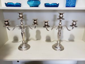 Candles, candelabra, beautiful vintage for Sale in San Diego, CA