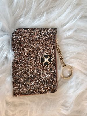 NWT Kate Spade Coin/card holder key chain for Sale in San Jacinto, CA